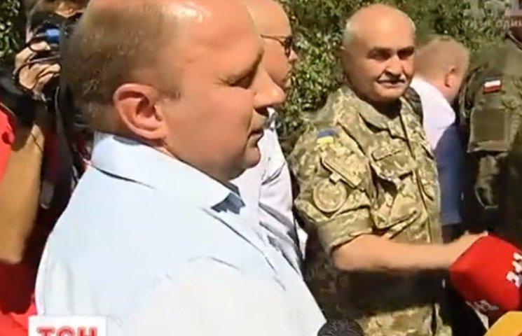 """Для зміцнення """"довіри і безпеки"""": На авіабазу у Миргороді пустили росіян"""