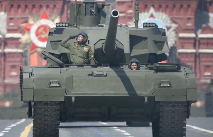 """Як Путін вливає $300 млн в """"Армату"""", щоб задовольнити Фрідмана"""