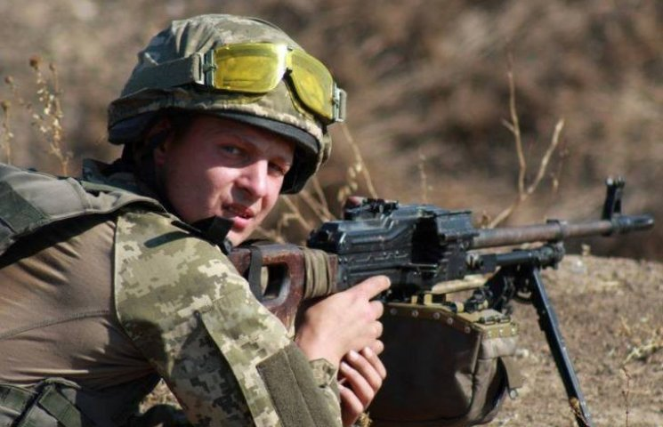 На Николаевщине резервисты начали интенсивные боевые учения с бойцами 79-ки