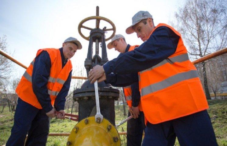 """Аварійні бригади """"Хмельницькгазу"""" взялися відновлювати газопостачання в Славуті"""