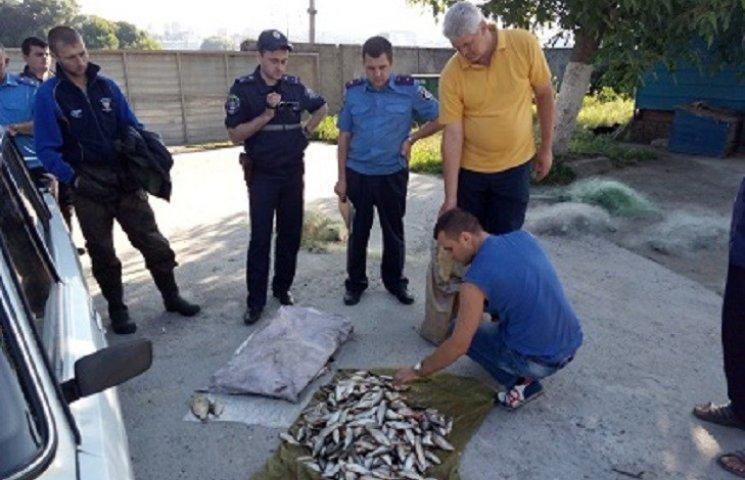 Хмельницькі браконьєри нанесли збитки рибгоспу майже на 200 тисяч гривень