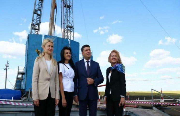 На Харківщині розпочалася розробка нового горизонту Шебелинського газового родовища