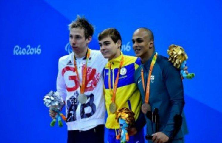 Полтавські паралімпійці здобули ще три нагороди на Олімпіаді в Ріо
