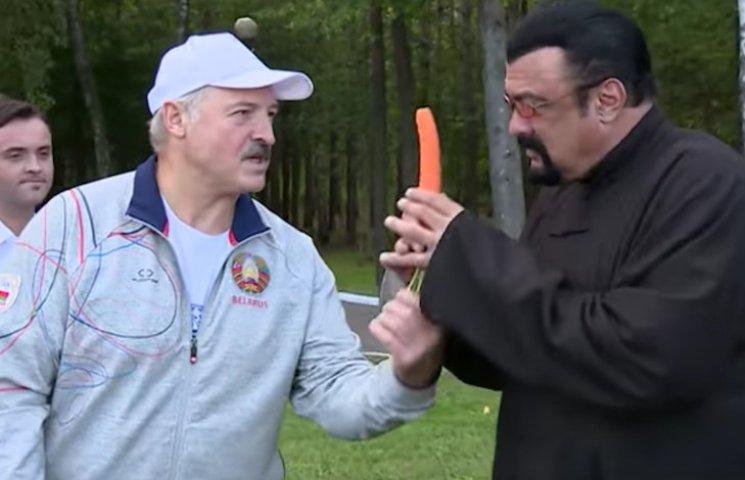 """Меню від Лукашенка: """"Треба менше жерти і займатися спортом"""""""