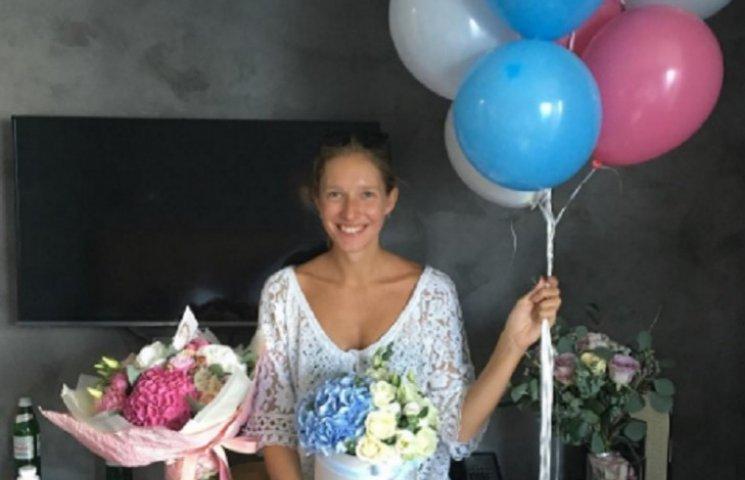 Осадча зізналася, який подарунок на день народження отримала від коханого