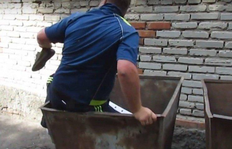 """""""АТОшники"""", которые бросили в мусорник главу Козятинского райсовета, под следствием за хулиганство"""
