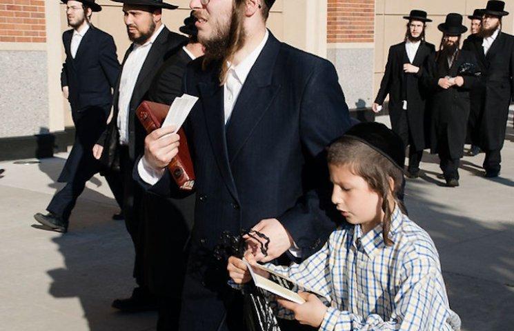 На іудейський Новий рік до Умані приїде 30 тисяч паломників