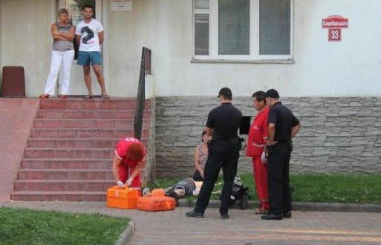 Медикам не вдалось врятувати молоду вінничану, яка впала з шостого поверху