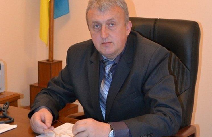 Порошенко звільнив голову РДА на Вінниччині, який попався на хабареві