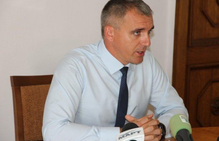 Сенкевич назвал противников львовского мусора в Николаеве сепаратистами