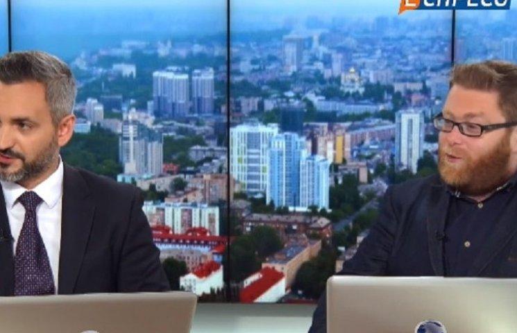 """С 19 сентября канал ЭСПРЕССО запускает политико-сатирическое """"ЧБ-шоу"""""""