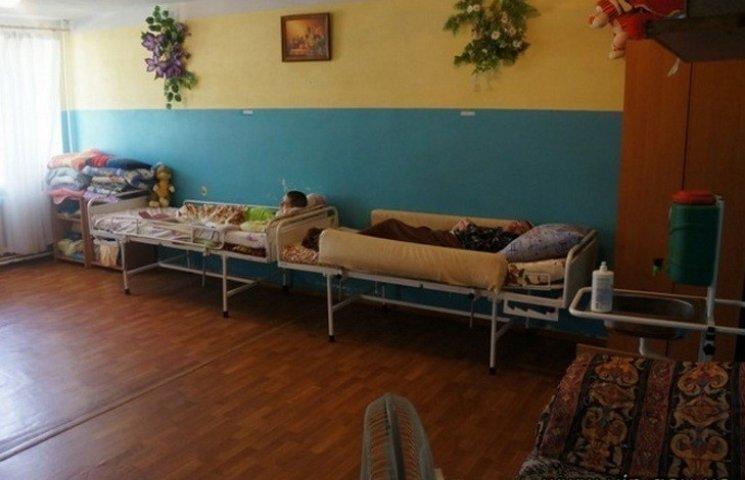 В дитбудинку, що на Вінниччині, дітям з інвалідністю не надавали медичну допомогу