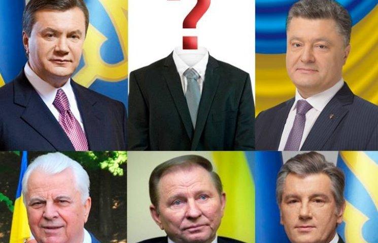 Чи станете ви наступним президентом України (ТЕСТ)