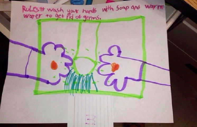 ТОП-10 дитячих кумедних малюнків, на яких щось пішло не так