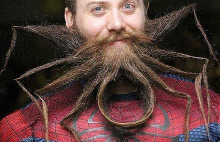 30 невероятных бород, которые непременно привлекут ваше внимание
