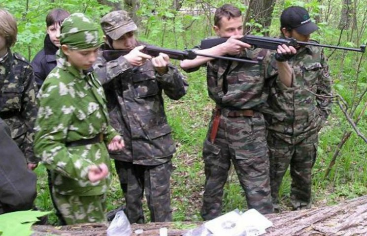 Как под Киевом тренируют будущих проросс…