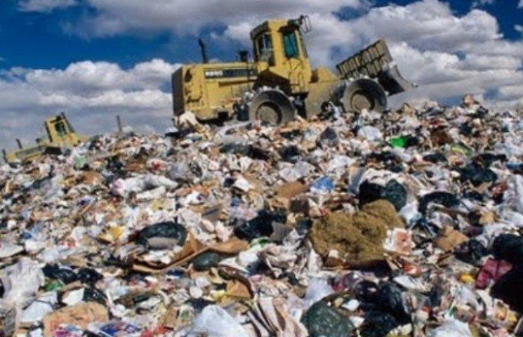Грибовичі-2: Миколаївський полігон, куди повезли львівське сміття, заповнений на 87%