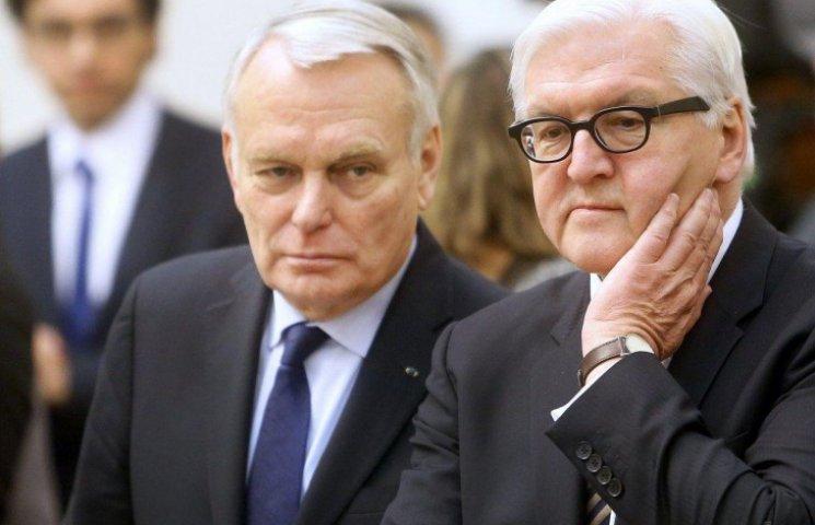 Еро та Штайнмаєр запропонували Україні здатися Путіну