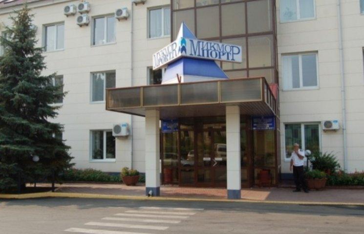 У Миколаївський морпорт нагрянули люди в масках і з автоматами