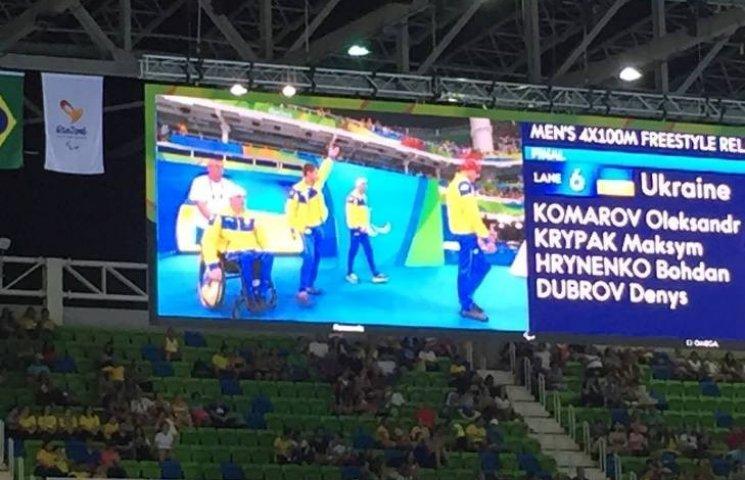 Миколаївський плавець у складі збірної встановив паралімпійський рекорд