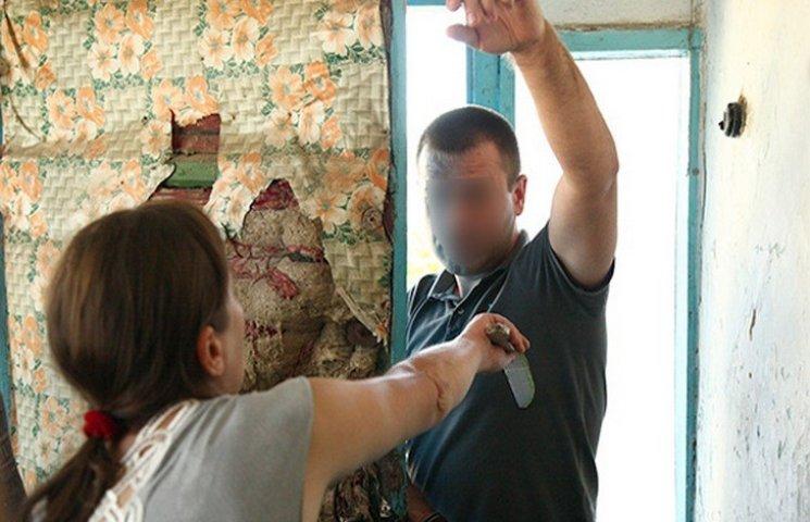 На Красилівщині жінка зарізала свого чоловіка