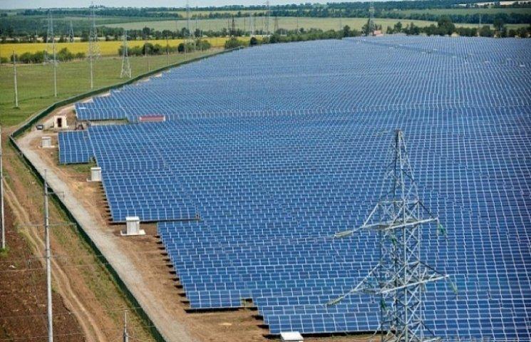 В этом году в Украине было построено 14 объектов возобновляемой энергии
