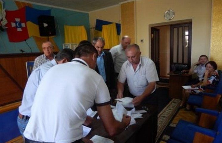 Немирівською райрадою керуватимуть Украинський і Мовчан