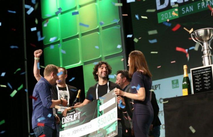 Проект українців уперше виграв битву стартапів у Сан-Франциско