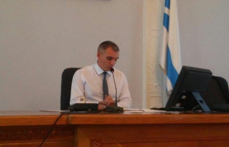 В Николаеве после очередного минирования возобновили сессию горсовета
