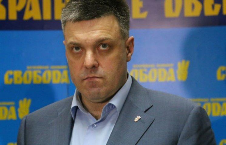 Тягнибок выиграл суд в Германии и призвал бороться с российской пропагандой
