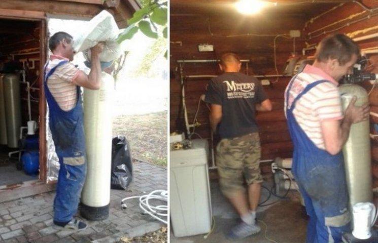 У Шепетівці капітально відремонтують станції доочистки води