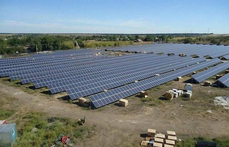 Енергію сонця експлуатуватимуть ще у двох районах Вінниччини