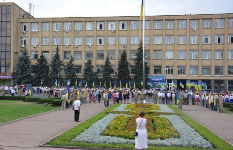 Миколаївець пропонує встановити щоглу з прапором на місці Леніна