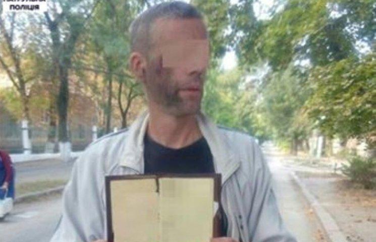 У Миколаєві 44-річний чоловік вбив собаку (18+)