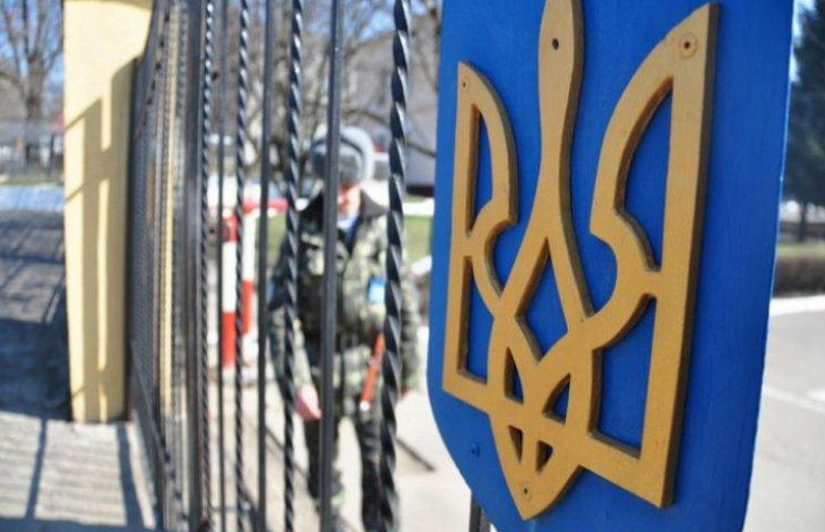 Под Харьковом солдат убил сослуживца и сбежал из части