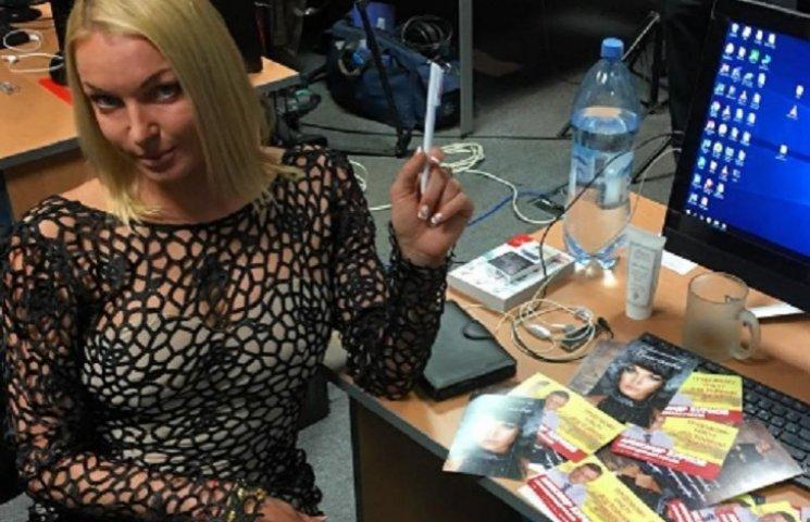 Волочкова зрадила Путіну та заявила про нечесність голосування на Росії