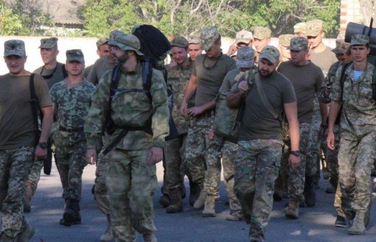 Гордые и вдохновленные: на Николаевщине завершились сборы десантников-резервистов