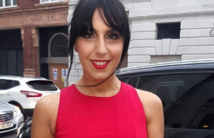 Джамала спричинила модний фурор українським вбранням на Тижні моди у Лондоні