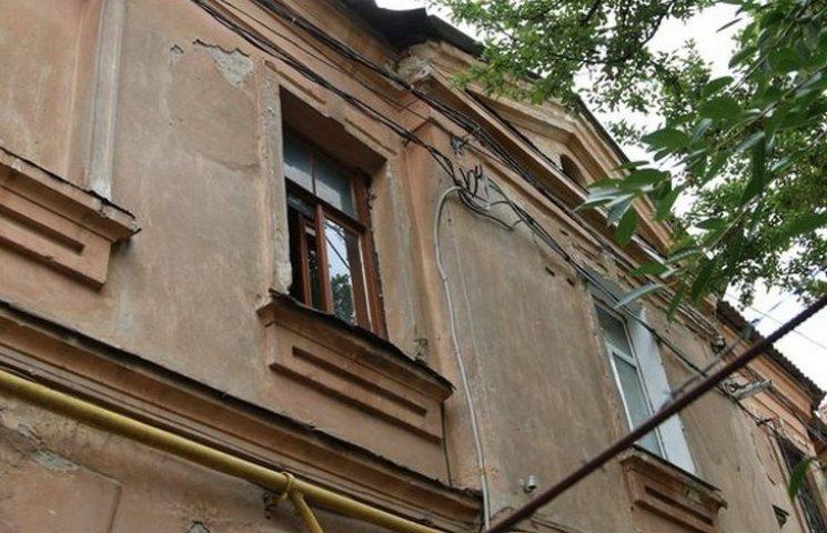 У Вінниці на ремонт столітнього будинку витратять 172 тисячі гривень з міського бюджету