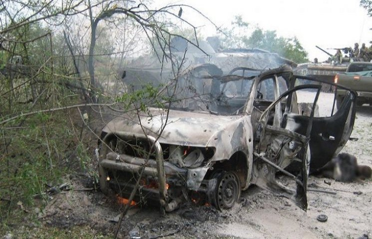 Прокуратура сил АТО зупинила розслідування вбивства мобільної групи друга Туки
