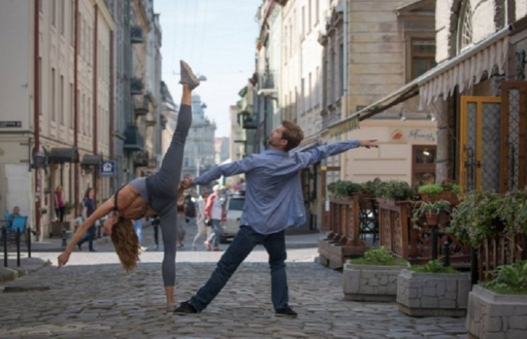 Украинские танцоры присоединились к международному проекту Ballerina