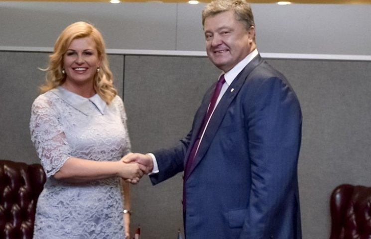 Хорватія хоче поділитися з Україною досвідом повернення окупованих територій