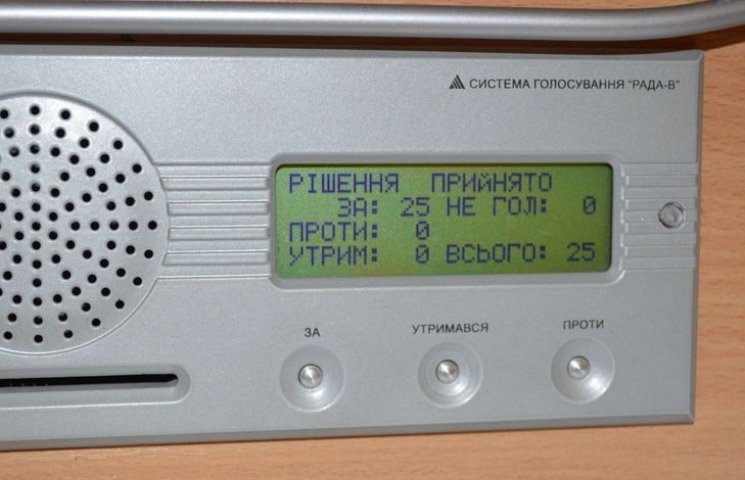 Депутати Вінницької облради готуються розглянути 32 питання