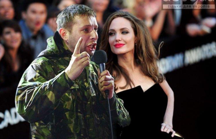 Какого украинца выберет себе в мужья Анджелина Джоли (ФОТОЖАБЫ)