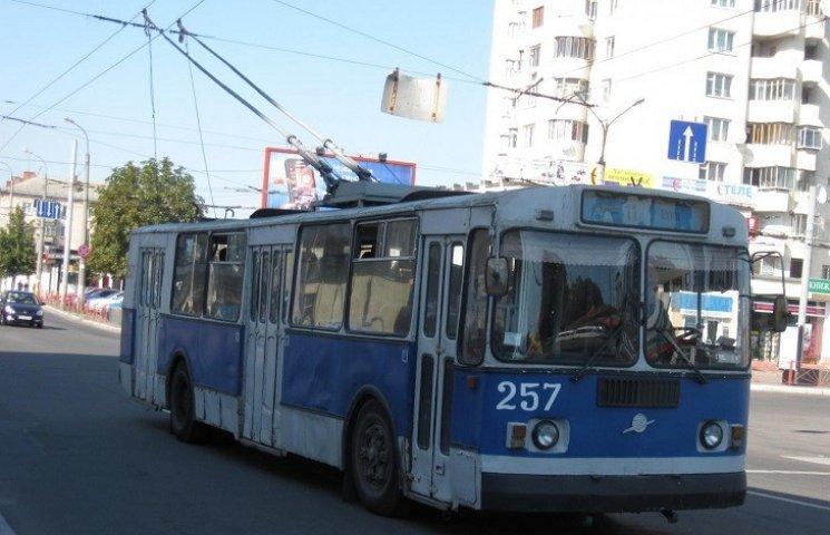 Хмельницький не скоро побачить нові тролейбуси