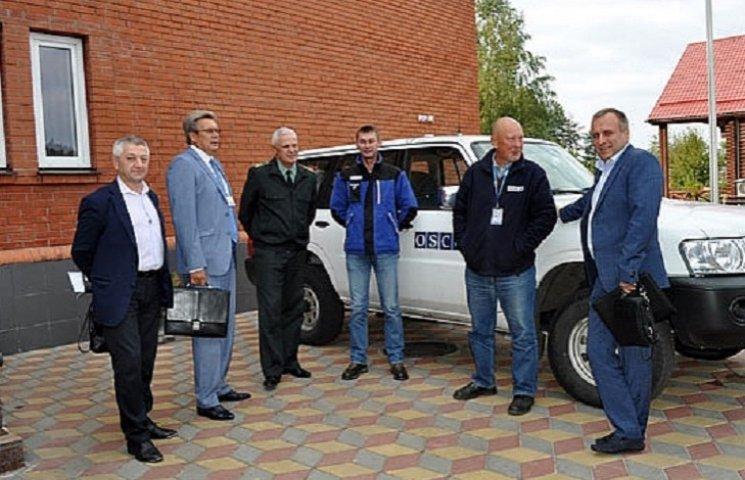 Хмельницьку АЕС відвідали представники моніторингової місії ОБСЄ в Україні
