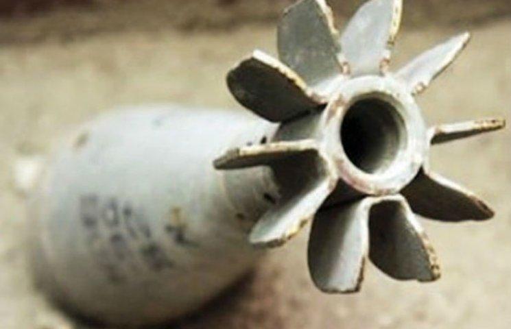 На Полтавщині господарі у своєму городі знайшли снаряди, бомби та гранати