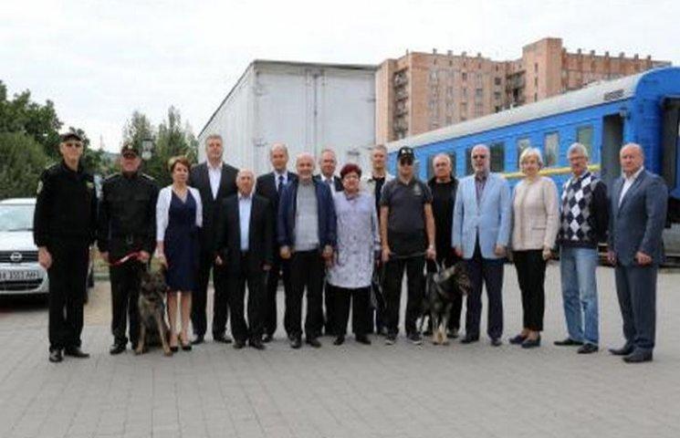 В Хмельницком белорусов убеждали сотрудничать с местным бизнесом