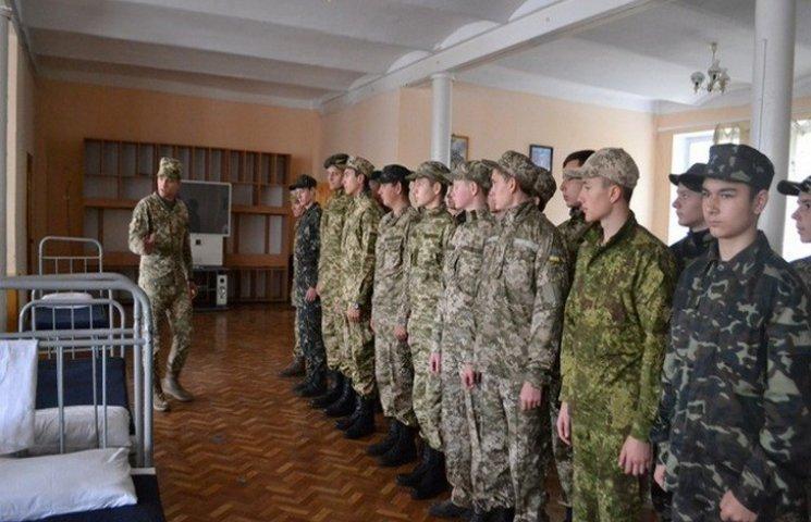 Унікальна 48 інженерна бригада відкрила двері школярам
