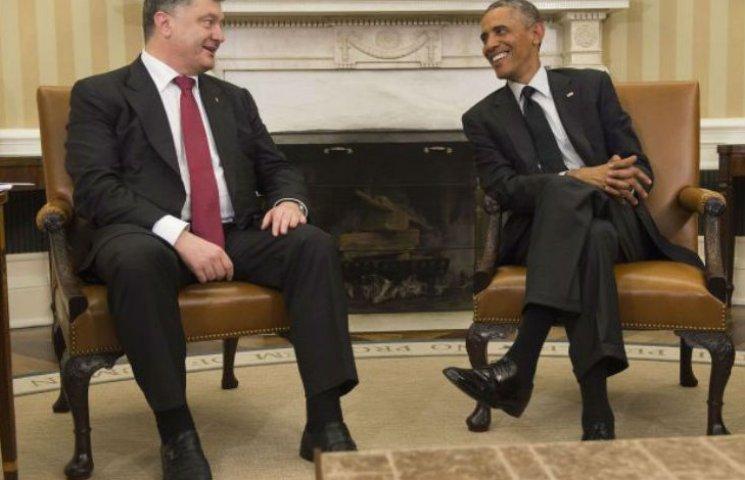 10 причин, почему Порошенко похож на Обаму и не похож на Путина